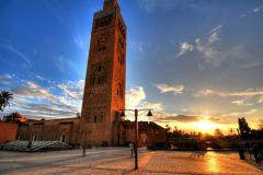 koutoubia-marrakech-Office_tourisme_Maroc